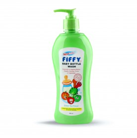 FIFFY BOTTLE WASH GREEN TEA (400ML)