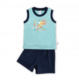 FIFFY DUCKS GONE FISHING TANK TOP SUIT