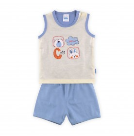 FIFFY SPECIAL CUTE TANK TOP SUIT