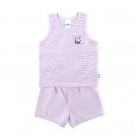 FIFFY COOL ICES SINGLET SUIT (EYELET)