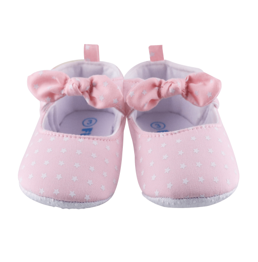 FIFFY CUTE BOW BABY SHOES