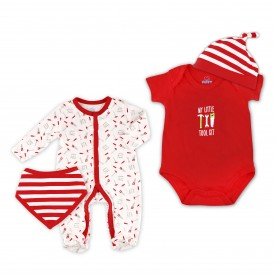 FIFFY DADDY AND SON 4 IN 1 BOY GIFT SET