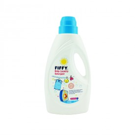 FIFFY BABY LAUNDRY DETERGENT VALUE PACK (1 BTL + 2 REFILLS)