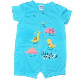 FIFFY DINO WORLD ROMPER