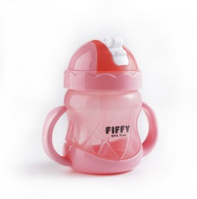 FIFFY Drinking Cup with Handle (240ml)