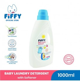 FIFFY BABY LAUNDRY DETERGENT 1000ML