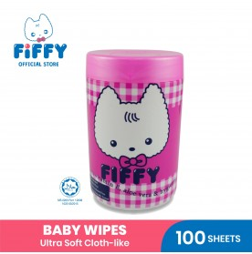 FIFFY COMBO PACK WET TISSUE (1 CAN+ 2 REFILL PACK)