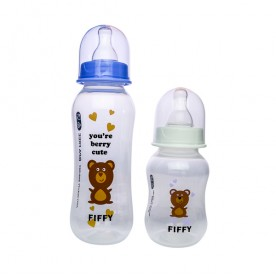 FIFFY PP Twin Pack Bottle (240ml + 120ml)